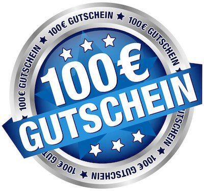 100€ Wertgutschein