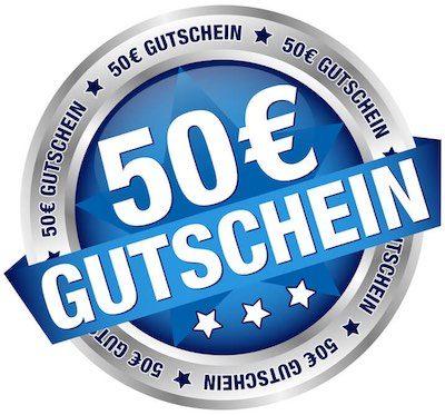 50€ Wertgutschein